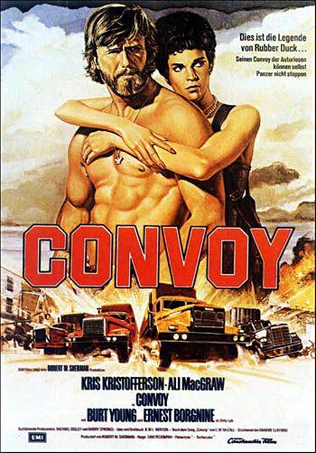 Convoy 1978 1970 S Movie Phreek 1970s Movies Movie