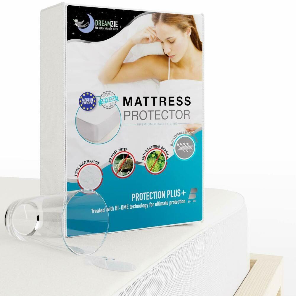 Protege Matelas Impermeable Alese Housse Matelas Coton Respirant Protection Lit Dreamzie Protege Matelas Matelas Housse Matelas