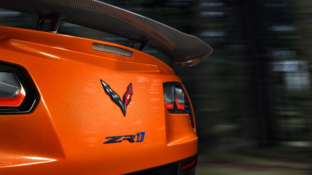 The 2019 Corvette ZR1, the ultimate expression of