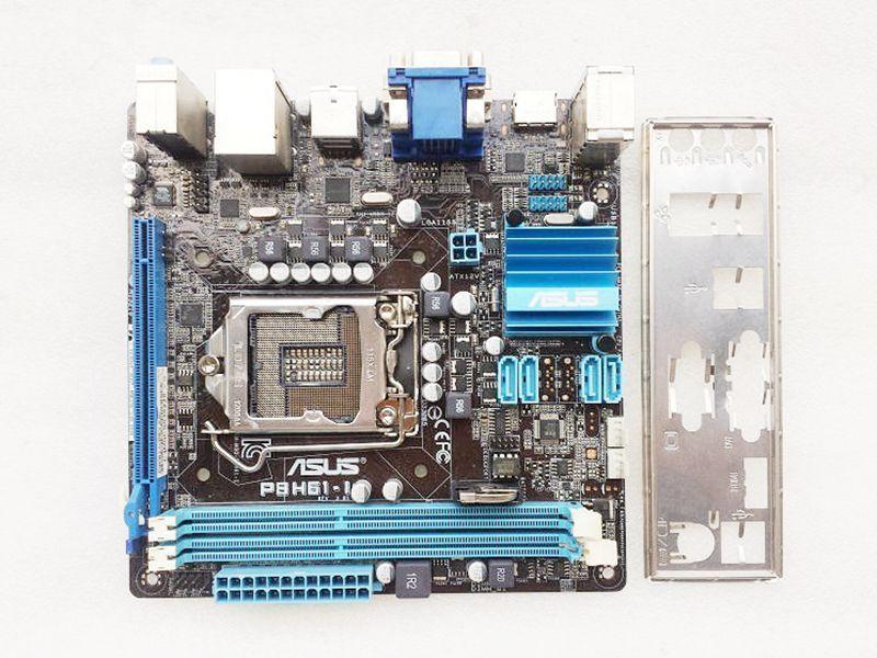 ASUS P8H61-I R2 0 Intel H61 Motherboard Socket 1155 LGA1155