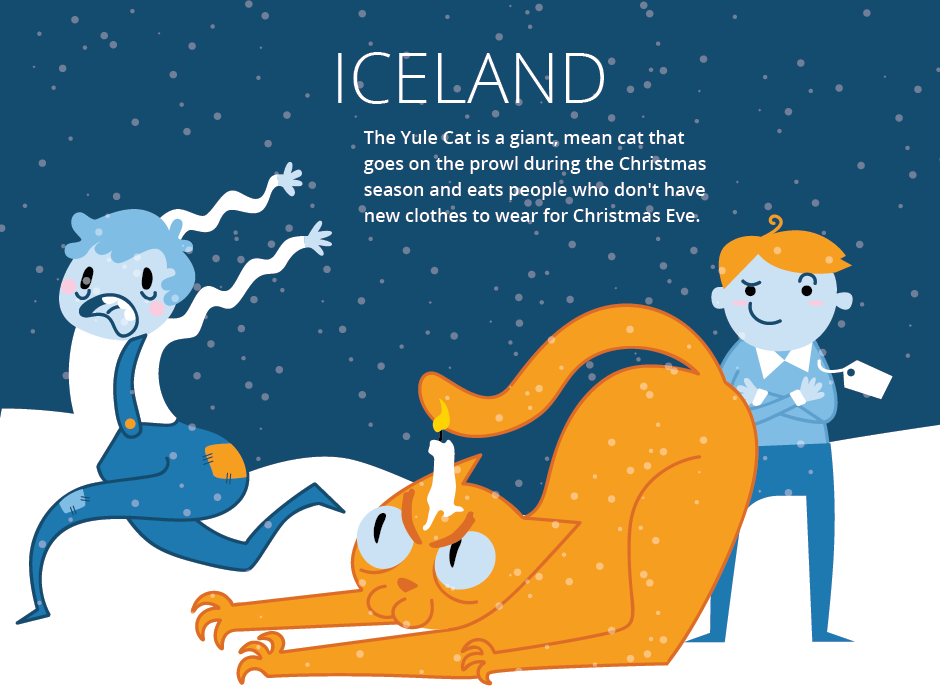 iceland christmas traditions google search - Iceland Christmas Traditions
