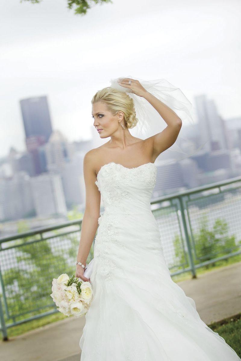 Wedding dresses pittsburgh  Brittany u Brad  Weddings  February  Pittsburgh Weddings