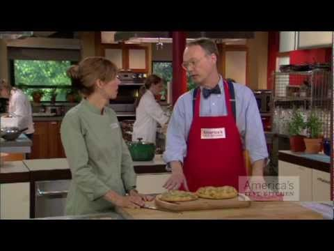 Rosemary Focaccia On America S Test Kitchen Full Video