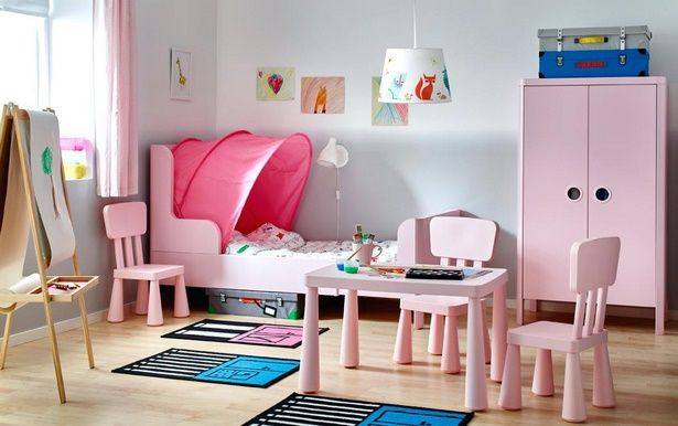 Children S Room From 2
