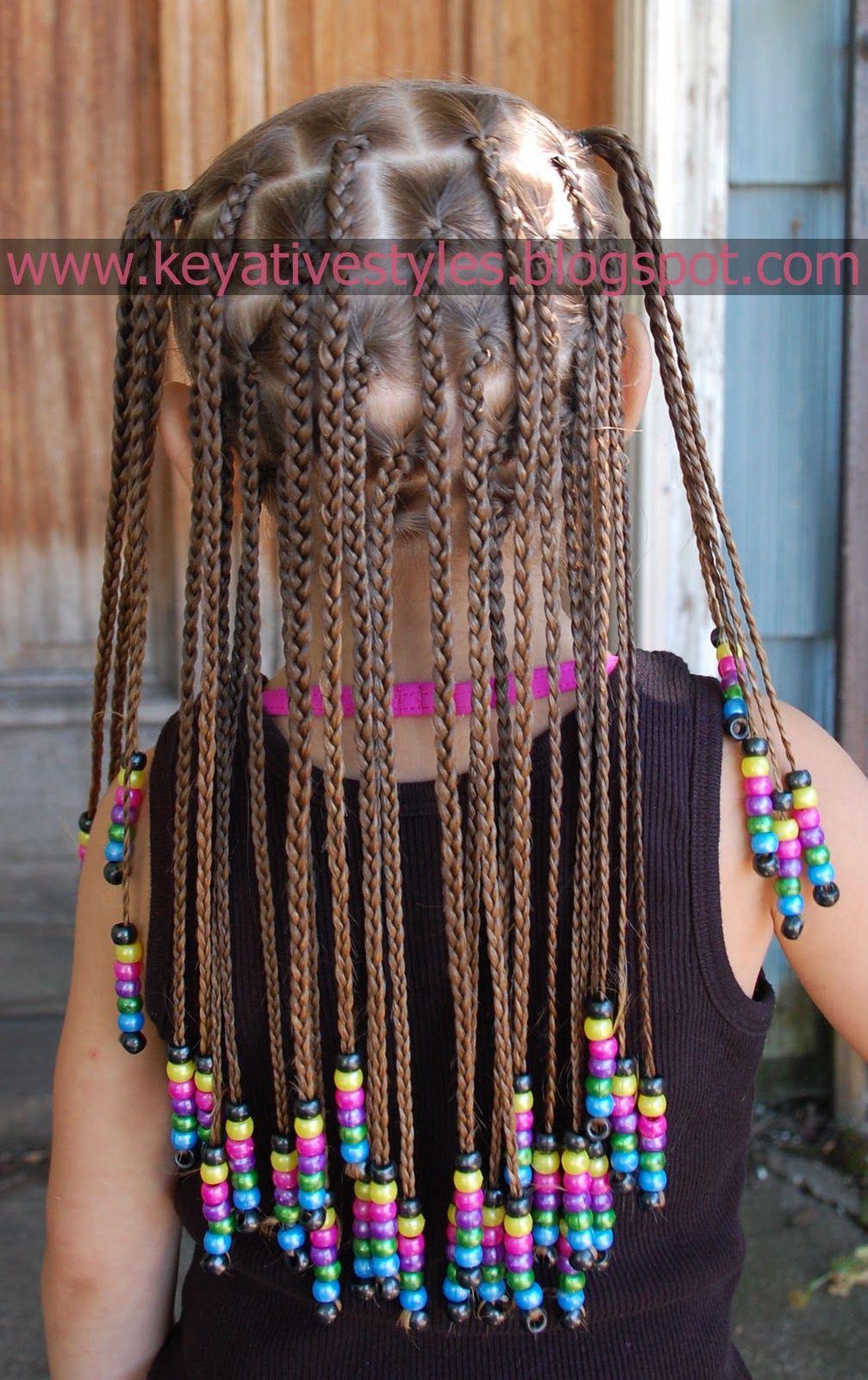 Braids For Little Black Girls P E I N A D O S Hair
