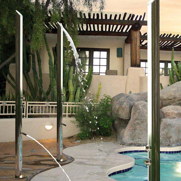 25 Fabulous Outdoor Shower Design Ideas   Bath, Backyard and House