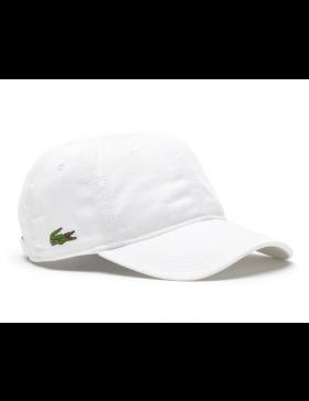 c200756a6f86 Lacoste pet - Gabardine cap - white   T shirts   Pinterest