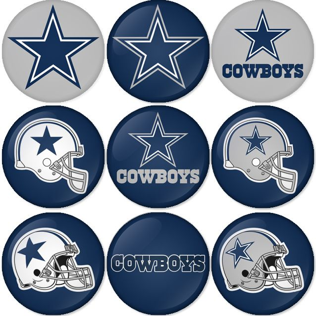 Dallas Cowboys Lit Bottle Opener Cap: Pin By Rock Buttons On NFL (National Football League