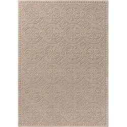 natural home decor #homedecor benuta Naturals Wollteppich Windsor Grau/Beige 80x150 cm - Naturfaserteppich aus Wollebenuta.de