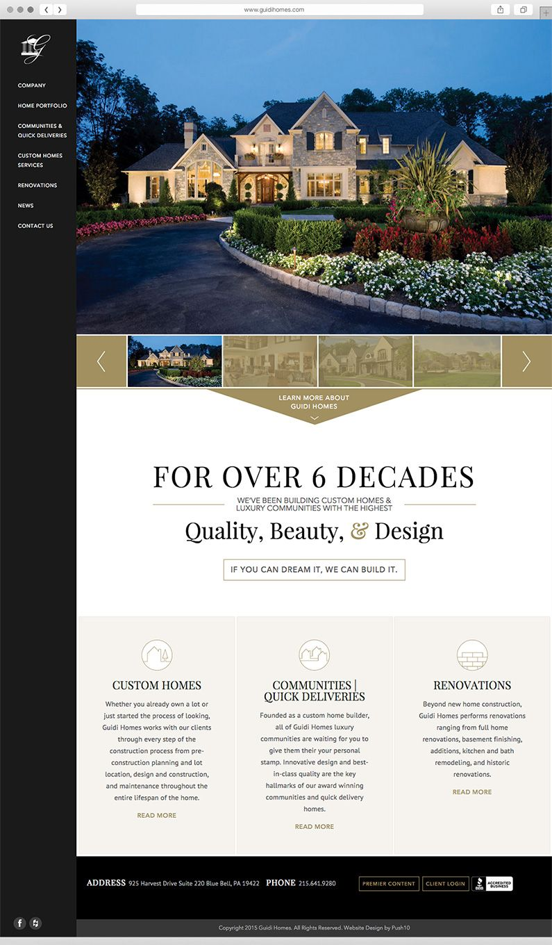 Good Custom Home Builder Website | Custom Home Builders, Home Builder And Home Part 18