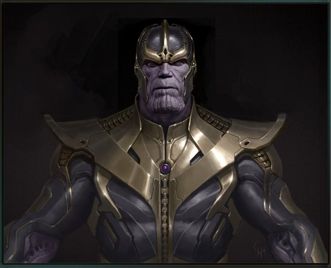 Avengers Infinity guerra Thanos Iron Man //Black Panther resina figura statua