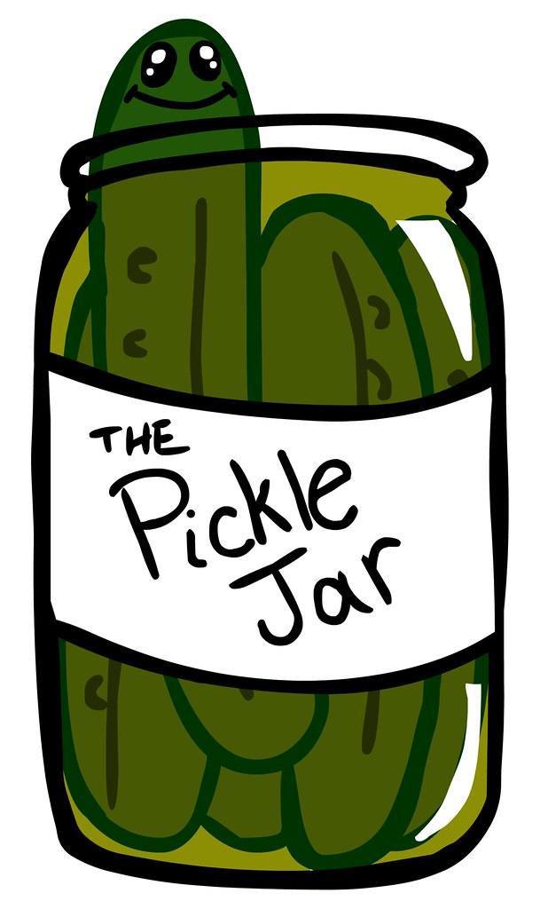 Pickle Jar 5 Pickle Jars Pickles Jar