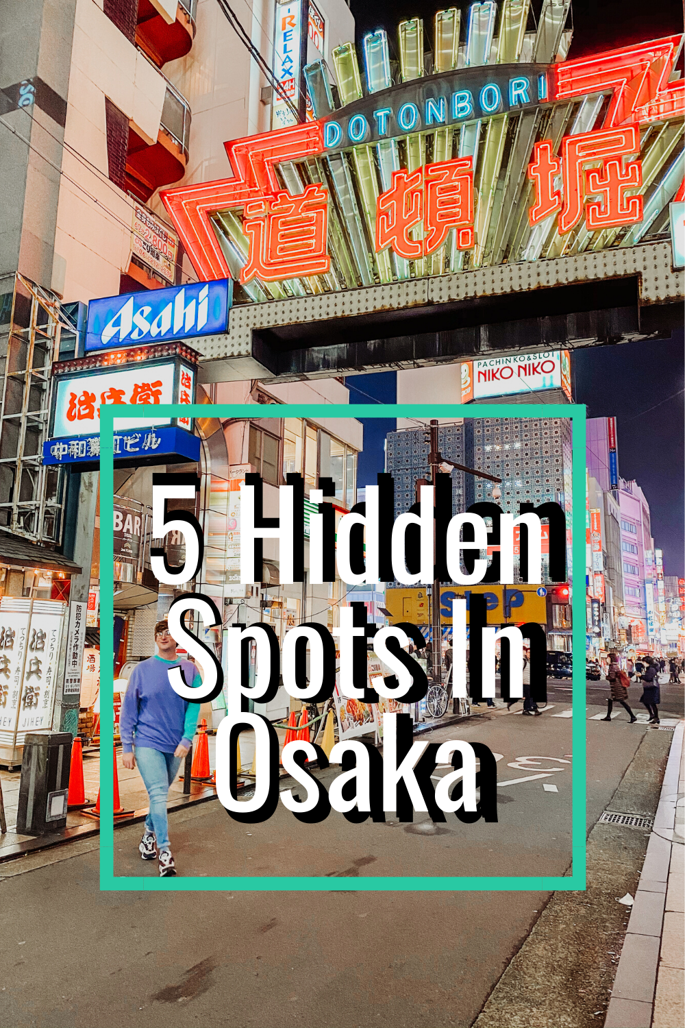 Osaka is the third biggest city in Japan. It's home to an international airport and is only 30 minutes away from Kyoto. Add to this it's spectacular sights and wonderful activities, it's no wonder why more tourists flock to the city year on year. Whilst Osaka Castle, Universal Studios Japan & Dotombori are well worth a visit, sometimes the crowds can be too much to bear and that's why I've compiled this list of my top 5 hidden gems in Osaka #travel #traveljapan #visitjapan #japan