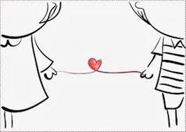 Dibujos faciles de amor