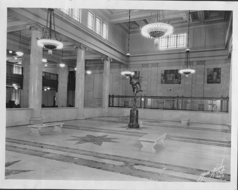 Kansas City Life Insurance Building Interior Kansas City Kansas City Missouri Kansas