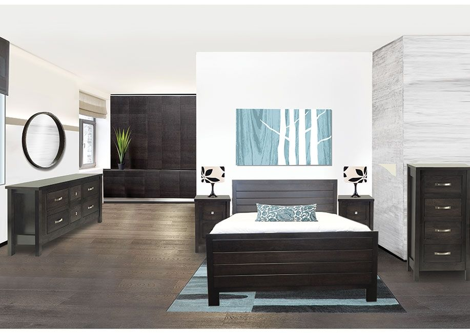 Purba Furniture, Bowen bedroom collection. Canadian made ...