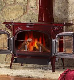 Best Free Standing Wood Burning Fireplace Gallery Design for