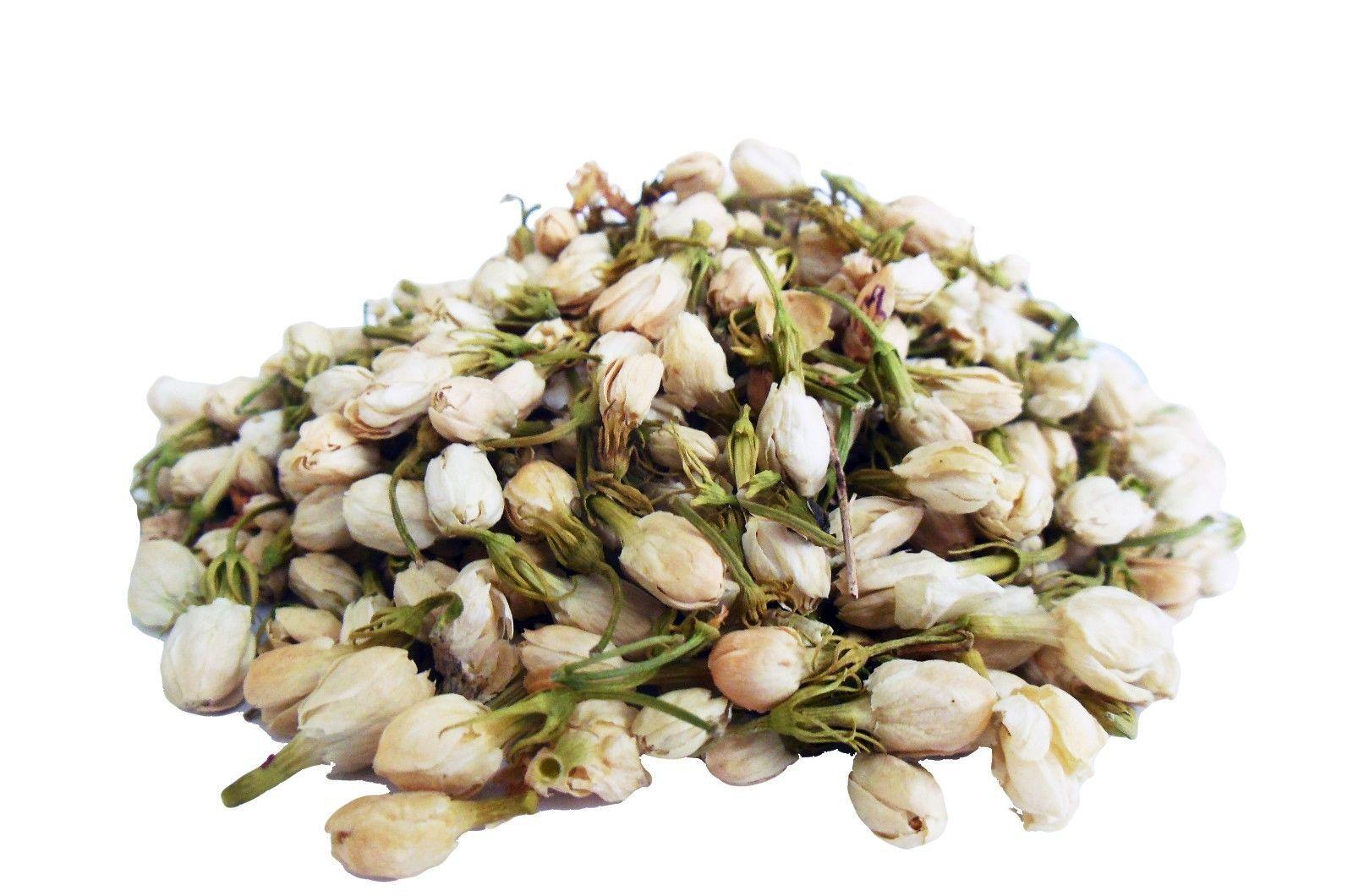 Dried jasmine flowers tea culinary herb herbal kosher wedding dried jasmine flowers tea culinary herb herbal kosher wedding perfume 1 16 oz izmirmasajfo