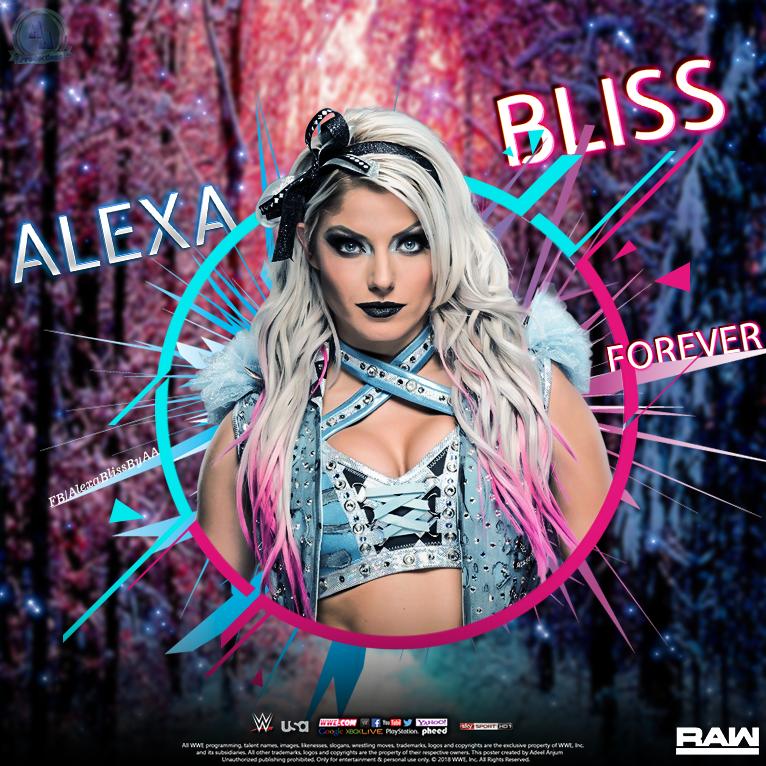 Alexa Bliss By Adeelanjum Alexa Bliss Wwe Divas