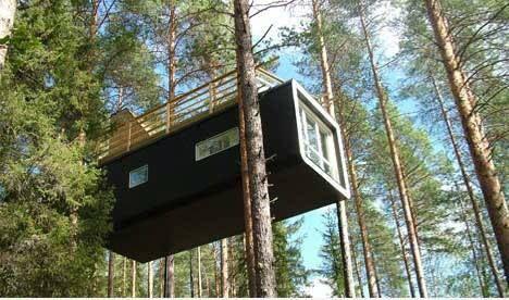 Ultimate tree house
