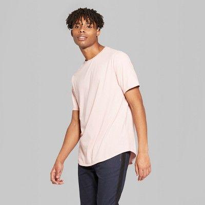 946f320bf Men's Short Sleeve Curve Hem Crew T-Shirt - Original Use Sugar N' Spice