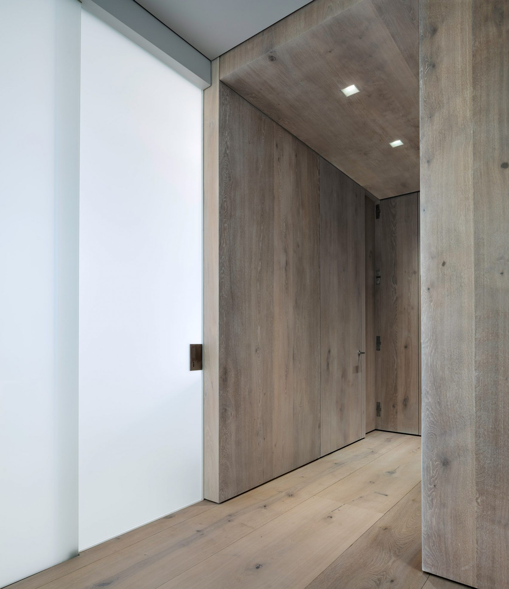 First Apartment In Tadao Ando S 152 Elizabeth Street Revealed