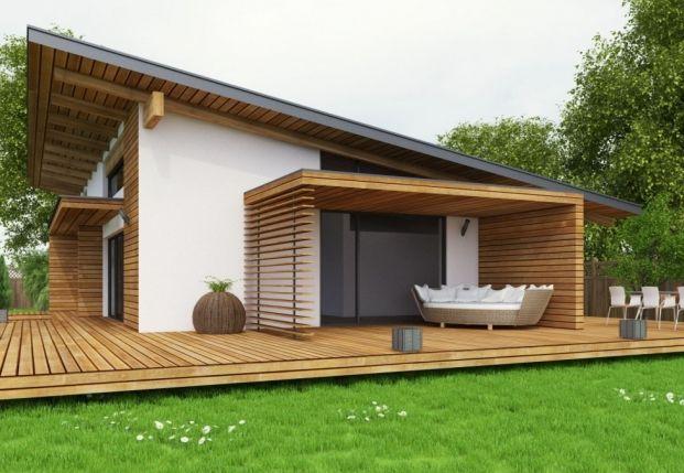 Plan maison contemporaine BC-7-140m2 Travail maison Pinterest