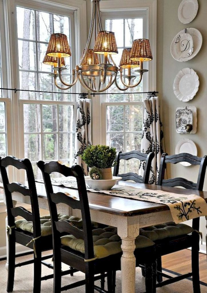 Pin On Decoracion Beautiful french country dining rooms