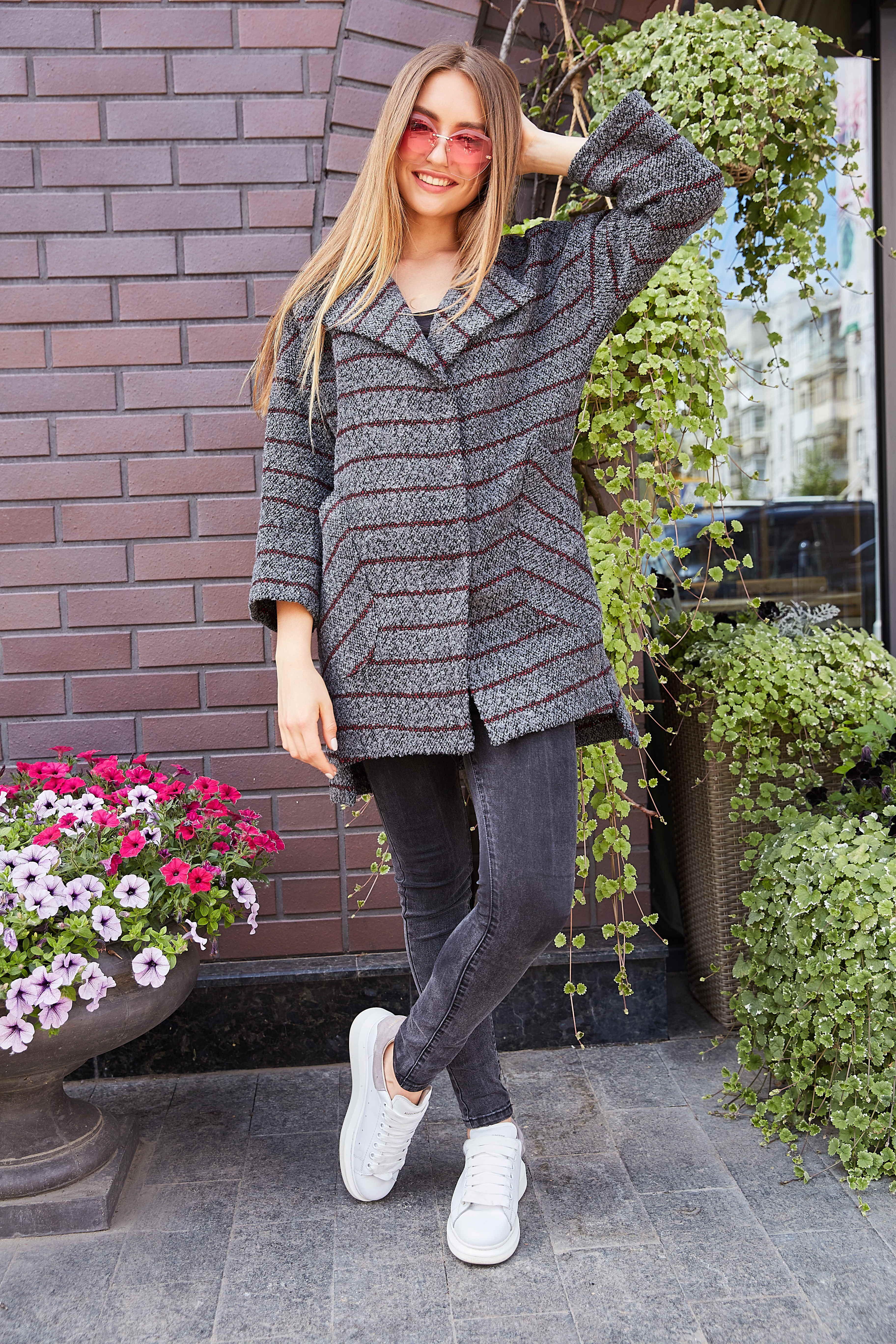 7d478629871 Купить женское пальто Эвелина от TM Nui Very за 833 грн