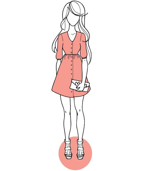 Darling Ranges dress sewing pattern | Pinterest