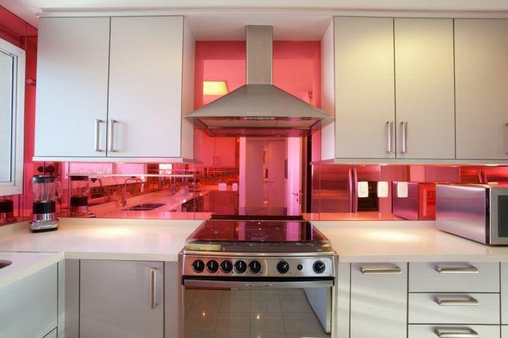 Interior Design Trends 2017: Rosa Küche