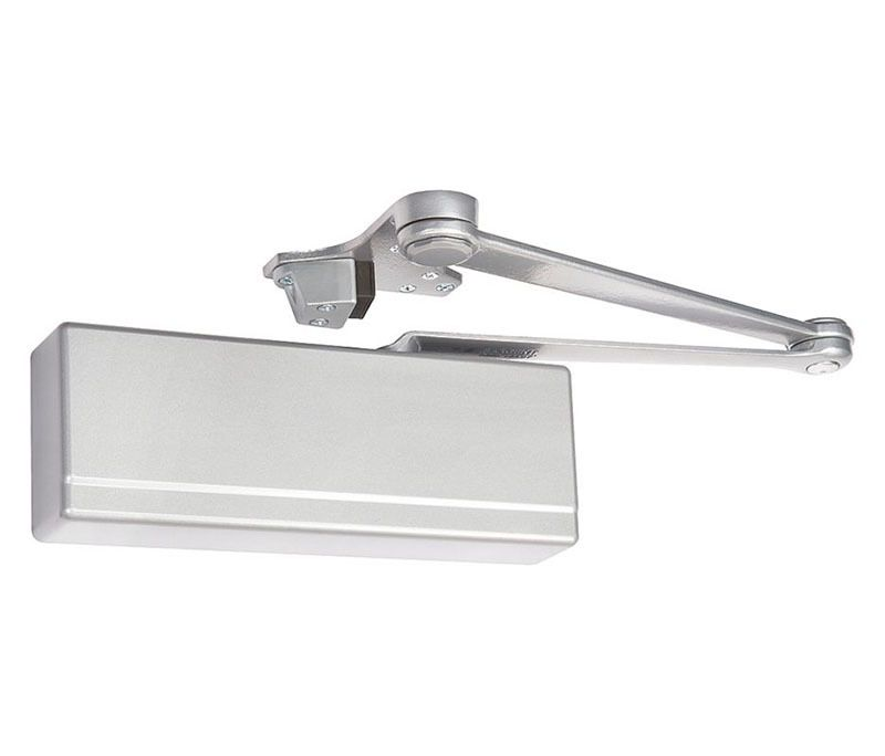Sargent 281 Cps Tb En Surface Door Closer Heavy Duty Parallel Arm With Compression Stop Thru Bolts With Images Heavy Duty Closed Doors Bolt