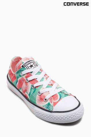 21cca82044c2 Converse Watermelon Chuck Taylor All Star Ox