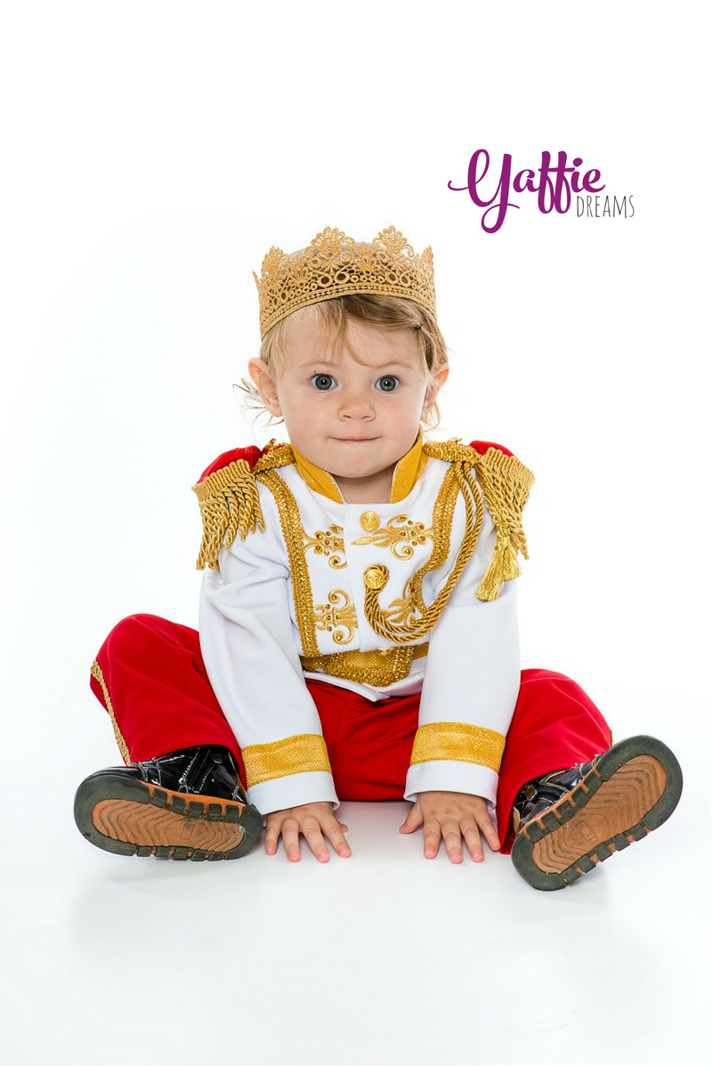 Disney prince charming costume cinderella outfit for baby boy ...