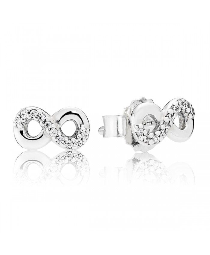 Pandora Infinity Love Earrings Uk Rings Charms Rose Gold