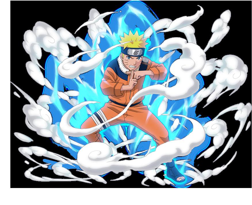 Naruto Uzumaki Kage Bunshin No Jutsu By Aikawaiichan Naruto Uzumaki Naruto Shuppuden Naruto