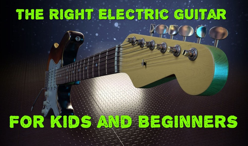 The Best Electric Guitars For A Child Or Beginner Kids Electric Guitar Electric Guitar Cool Electric Guitars
