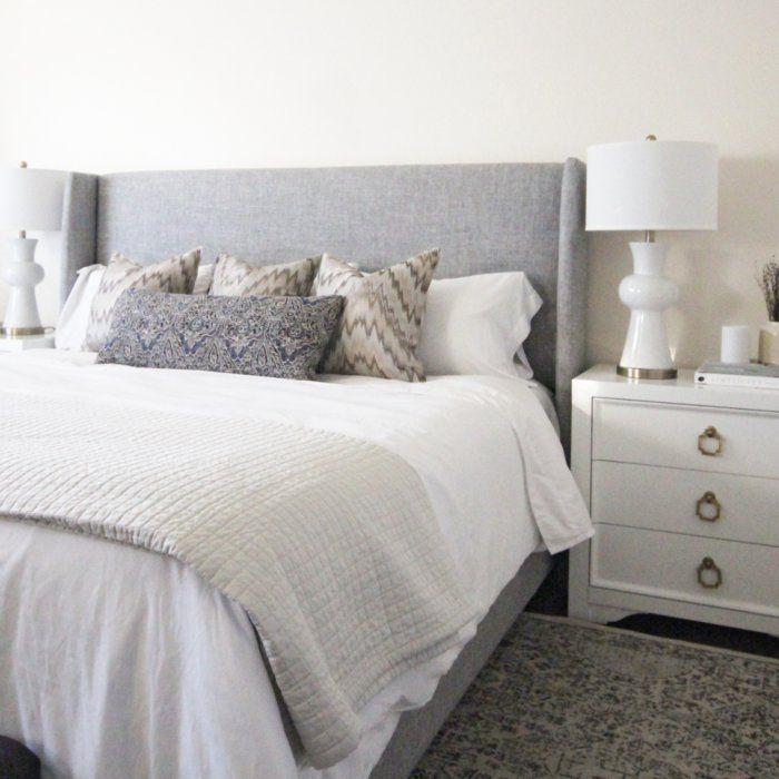 Best Alrai Upholstered Standard Bed Bedroom Furniture Sets 400 x 300