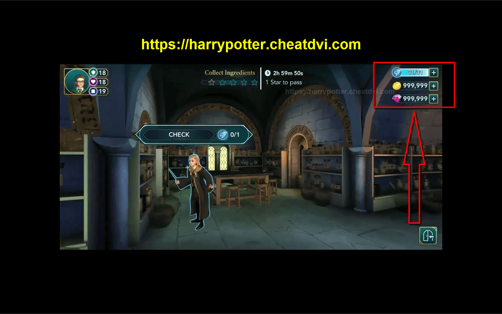 Harry Potter Hogwarts Mystery Hack Get Unlimited Gems And Coins Video Proof Included Hogwarts Mystery Harry Potter Hogwarts Hogwarts