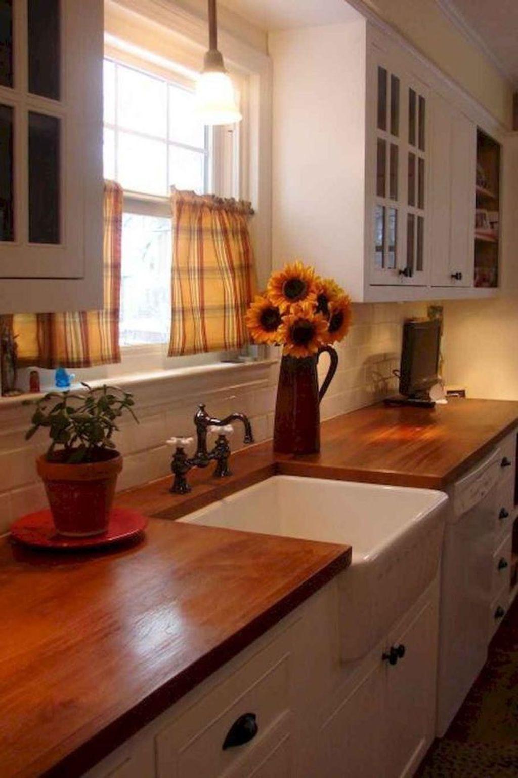 40 best rustic farmhouse kitchen cabinet ideas in 2020
