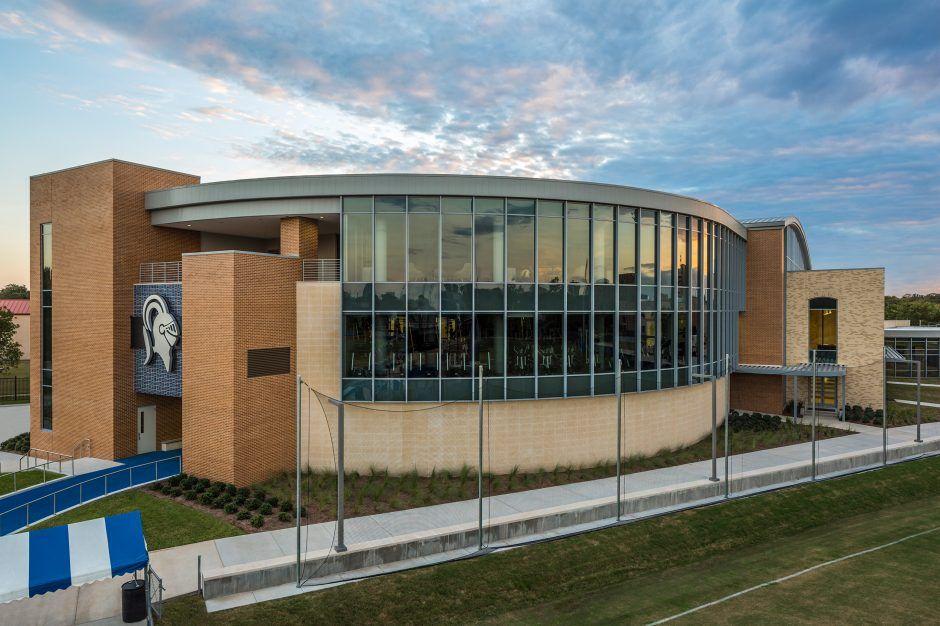Episcopal High School | Houston, Texas | Ziegler Cooper Architects