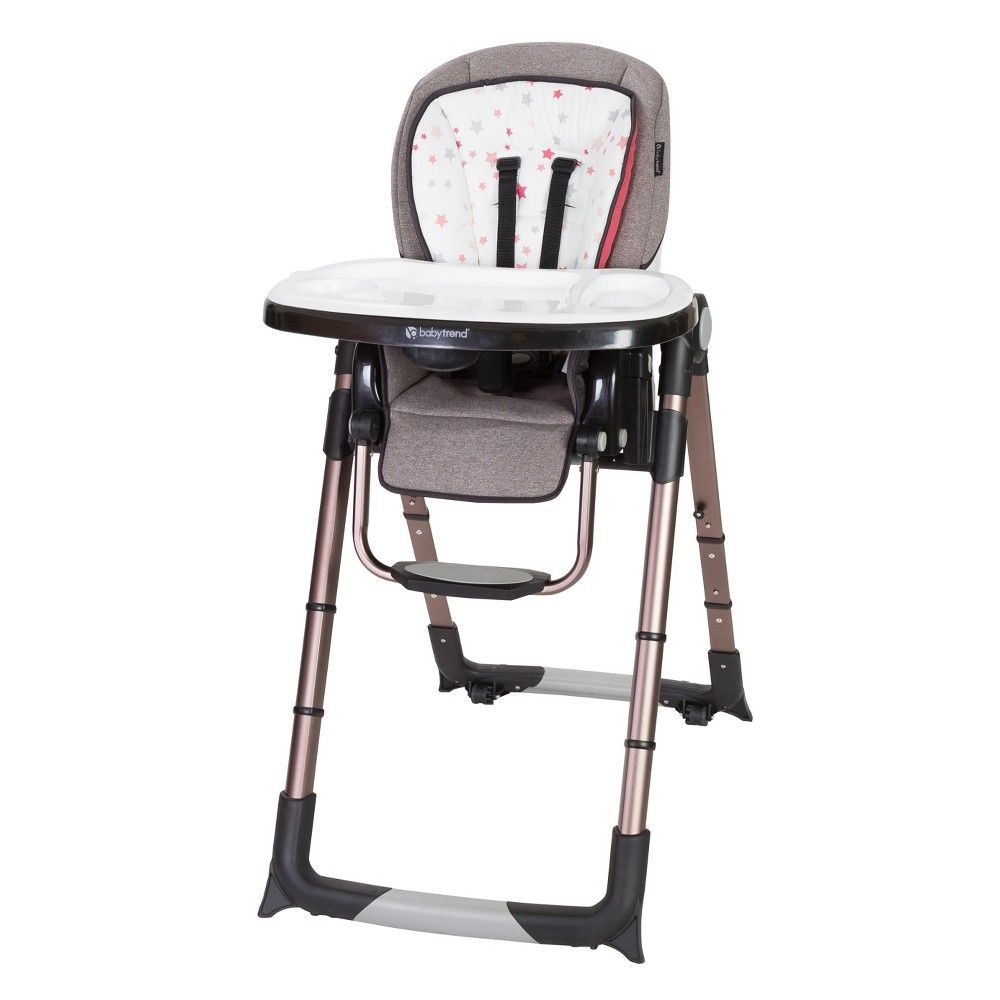 Baby Trend Go Lite Snap Gear 5 In 1 Feeding Center High Chair