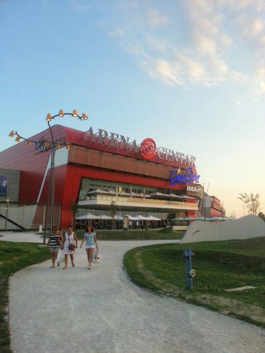 Arena Centar House Styles Mansions Arena