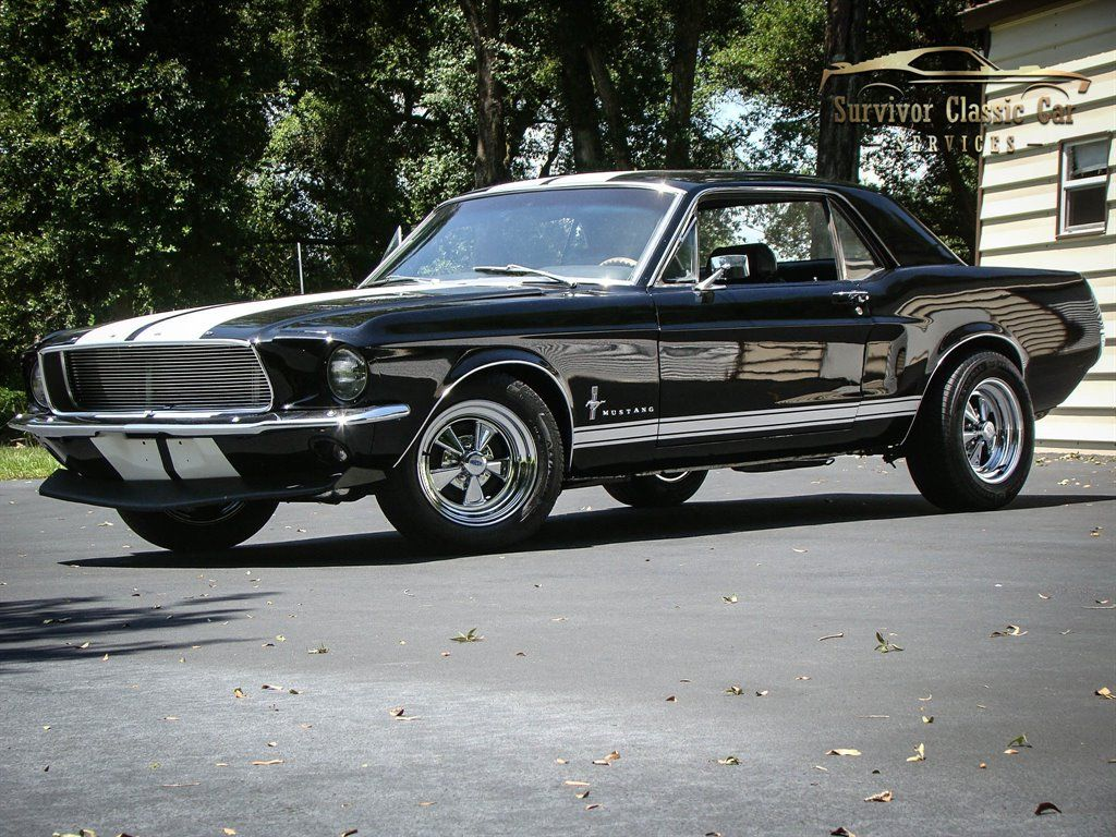 1968 Ford Mustang Survivor Classic Car Services Tampa