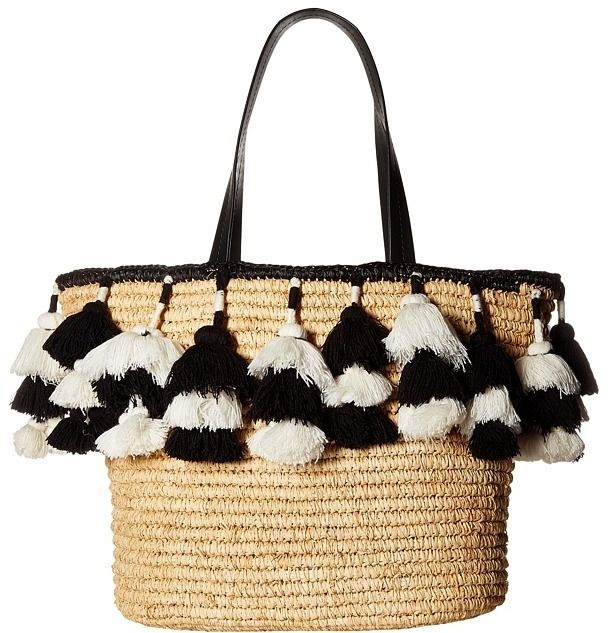 Pom Pom Bag | Shop the world's largest collection of fashion | ShopStyle