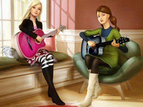 Re Katharine Mcphee Connected Barbie Diamondcastle Karaoke Barbie Movies Barbie Barbie Princess