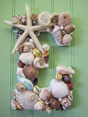 50 magical diy ideas with sea shells do it yourself ideas and diy shells craft art crafts for the times solutioingenieria Gallery