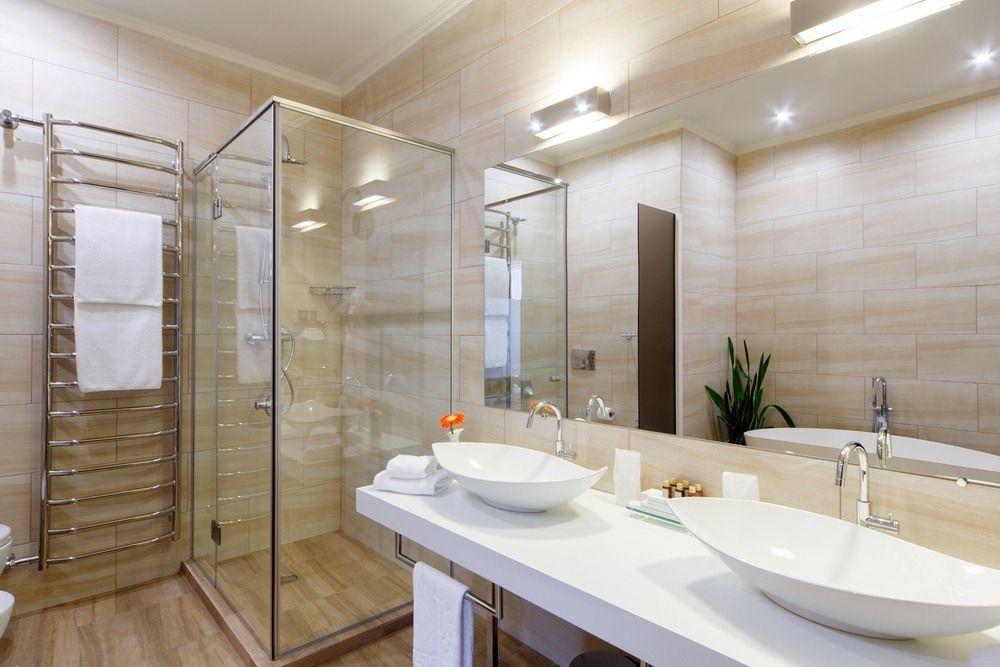 Badezimmer Mit Beleuchtung Badezimmer Licht Eckduschen Grosse