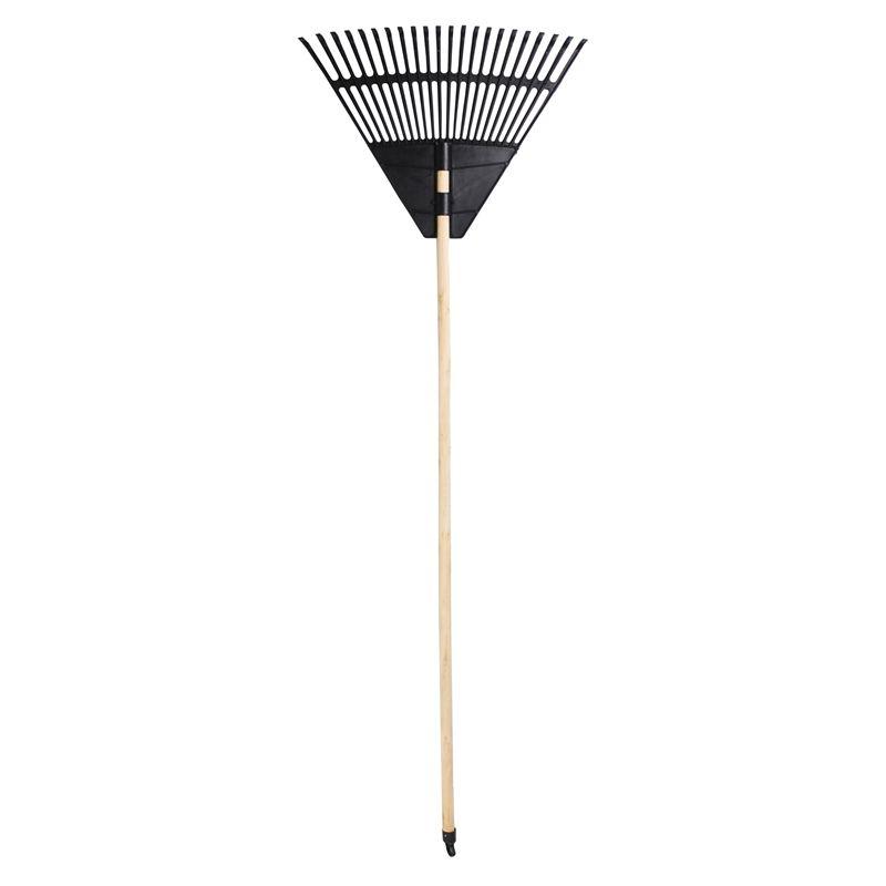 44cm plastic leaf rake rake head rake plastic
