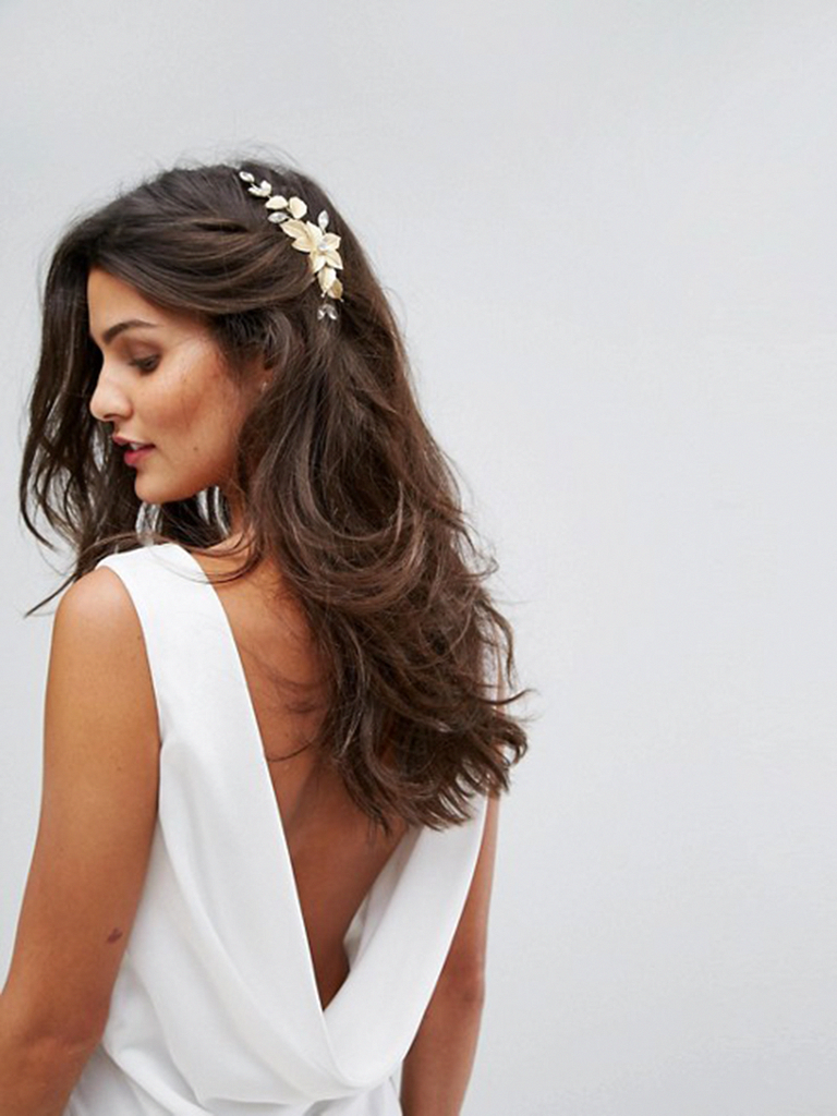 11 Stunning Wedding Headpieces For Every Bride Theknot Weddinghairideas: Headband For Wedding Guest At Websimilar.org
